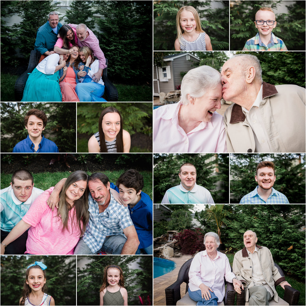 Long Island extended family photographer