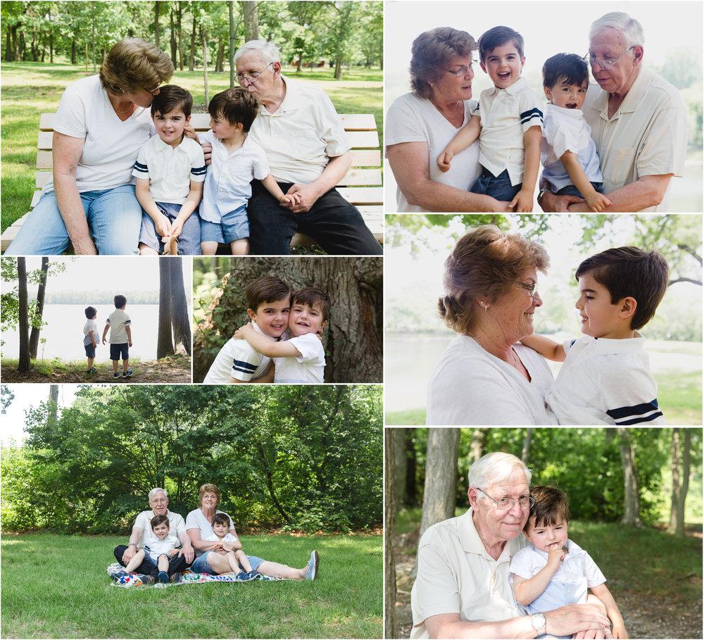 Long Island Grandparents photographer