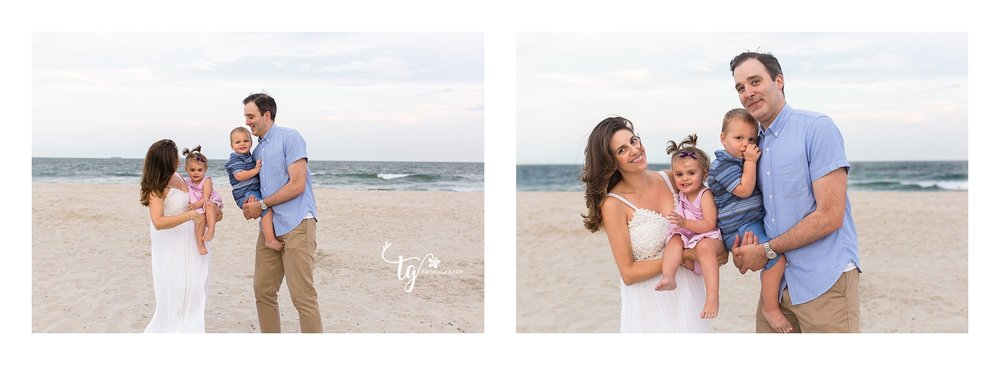 Long Island beach family photographer