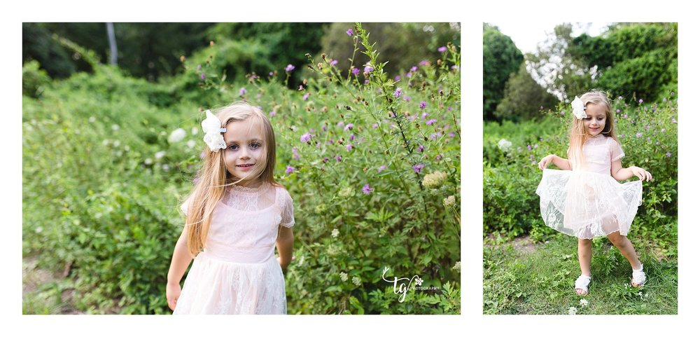 Long island children's photographer for natural photos