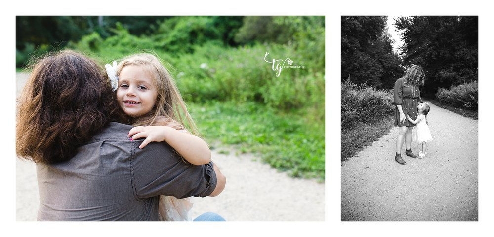 organic and natural family photographer