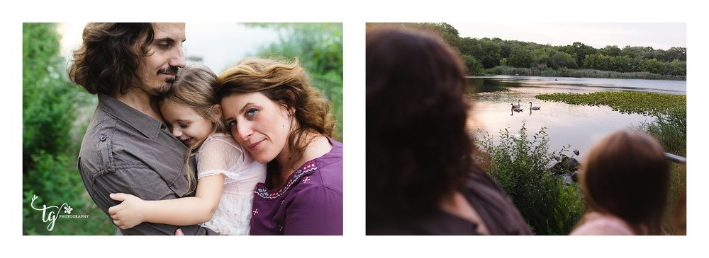 natural family photographer in long island
