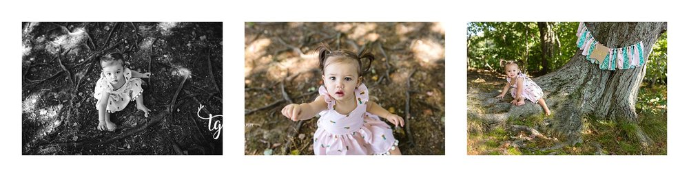 outdoor first birthday photographer