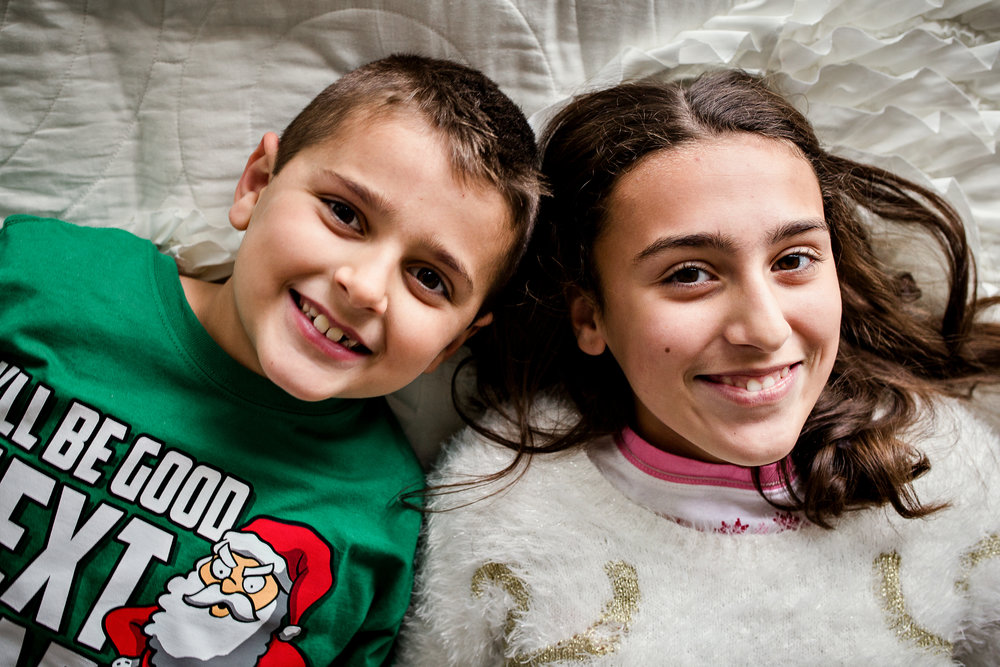 children's holiday photographer