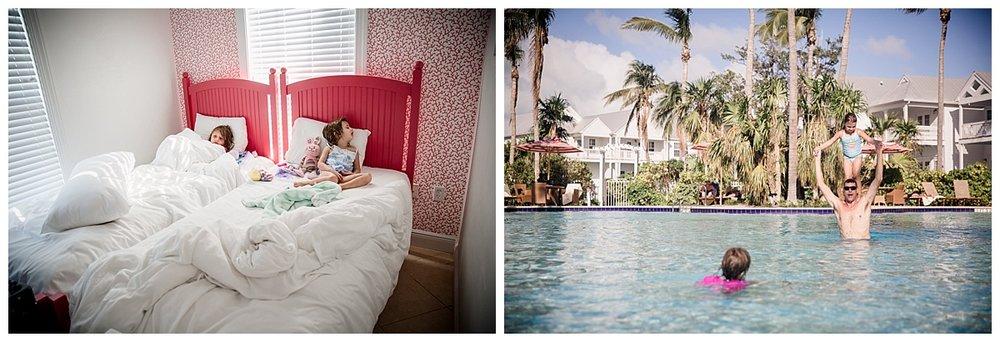 Florida keys family vacation photographer