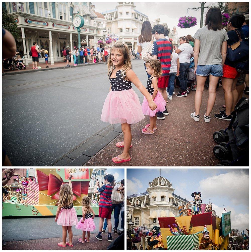 Walt Disney world family vacation photographer