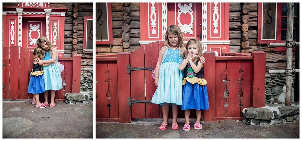 Disney storytelling family photographer