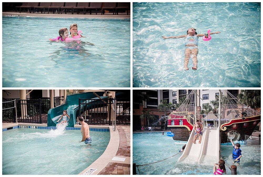 Orlando family vacation photographer