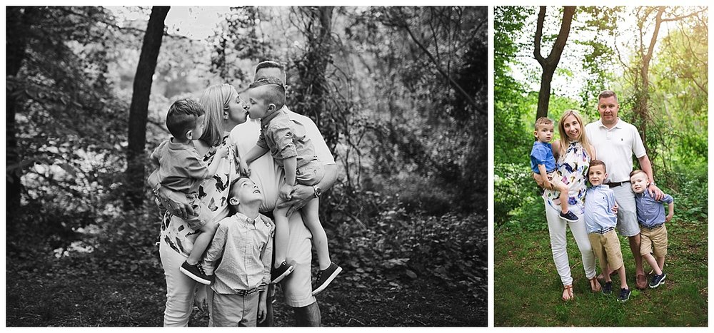 classic and timeless family photography