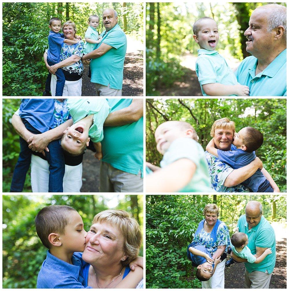 photographer for grandparents and grandchild photos