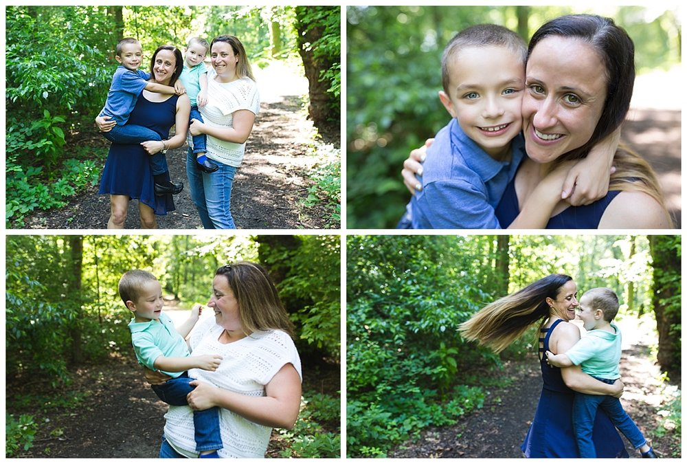 family photographer for extended families