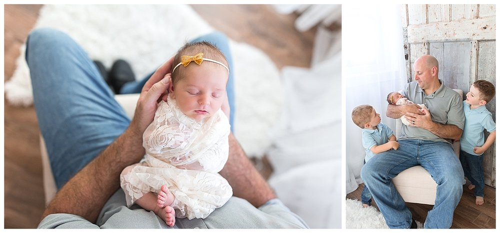 beautiful and timeless newborn photos