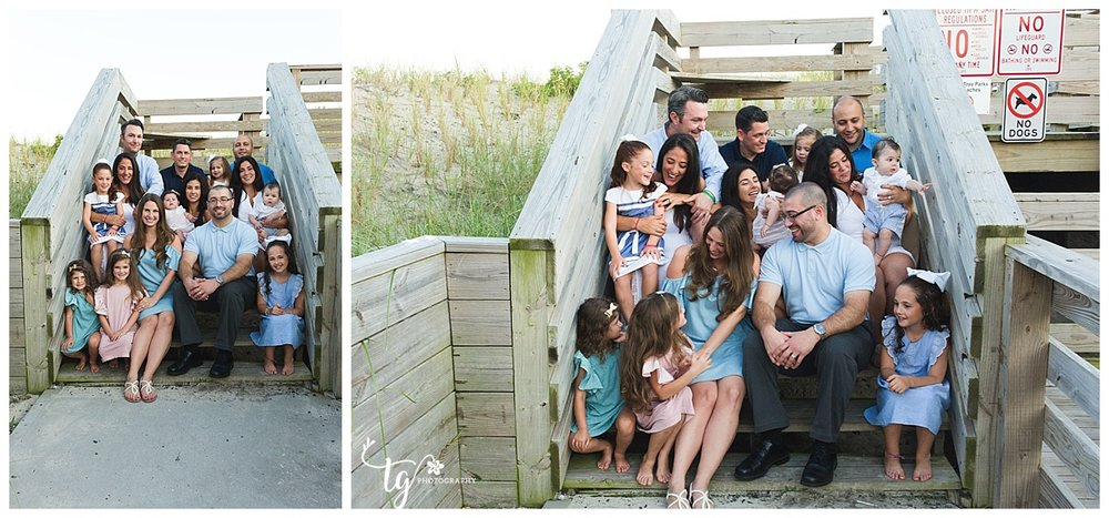 photographer for large family portrait