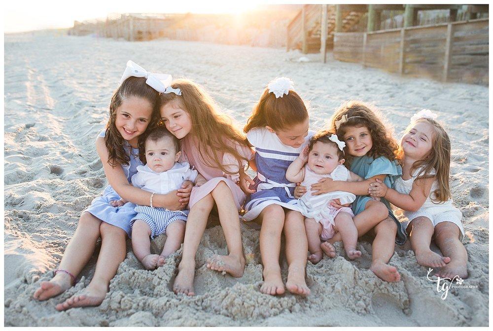 cousins beach photo session