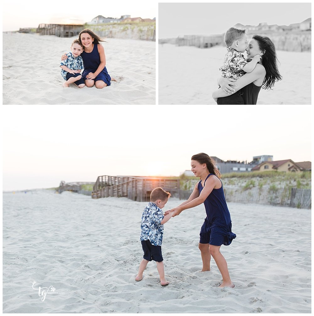 photographer for natural and candid beach photos