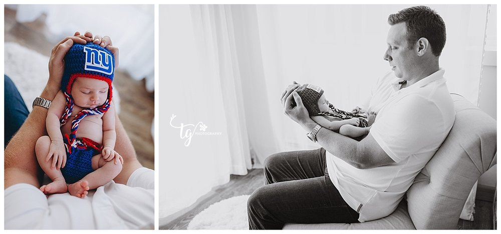 timeless studio newborn sessions