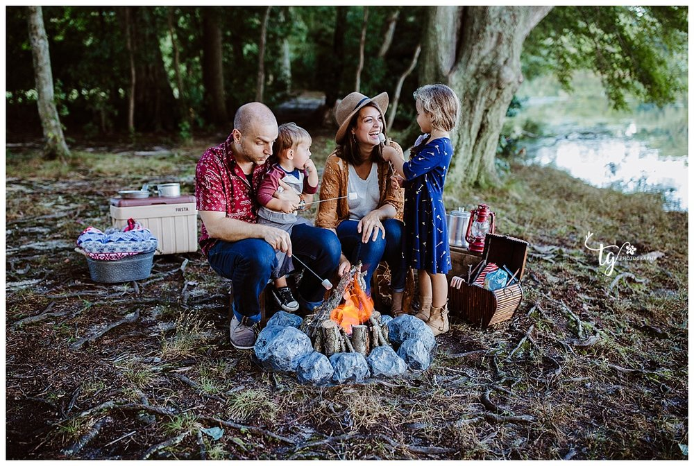 Long Island holiday mini session