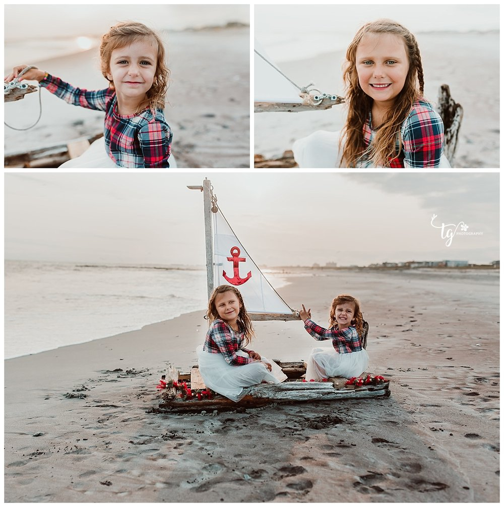 photographer for beach holiday mini session