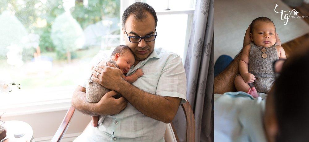 unique newborn photos
