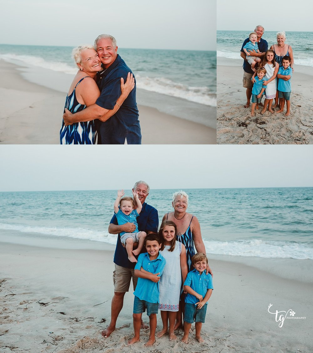 grandparents photo session