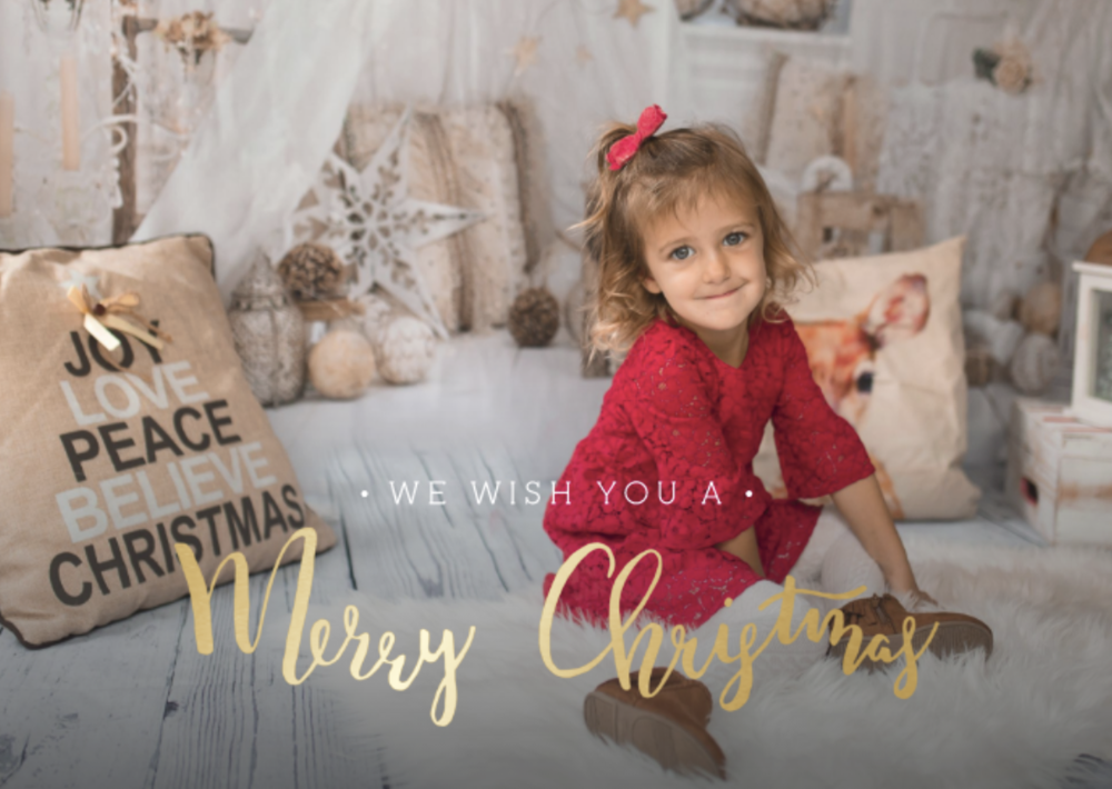children photographer for holiday photos