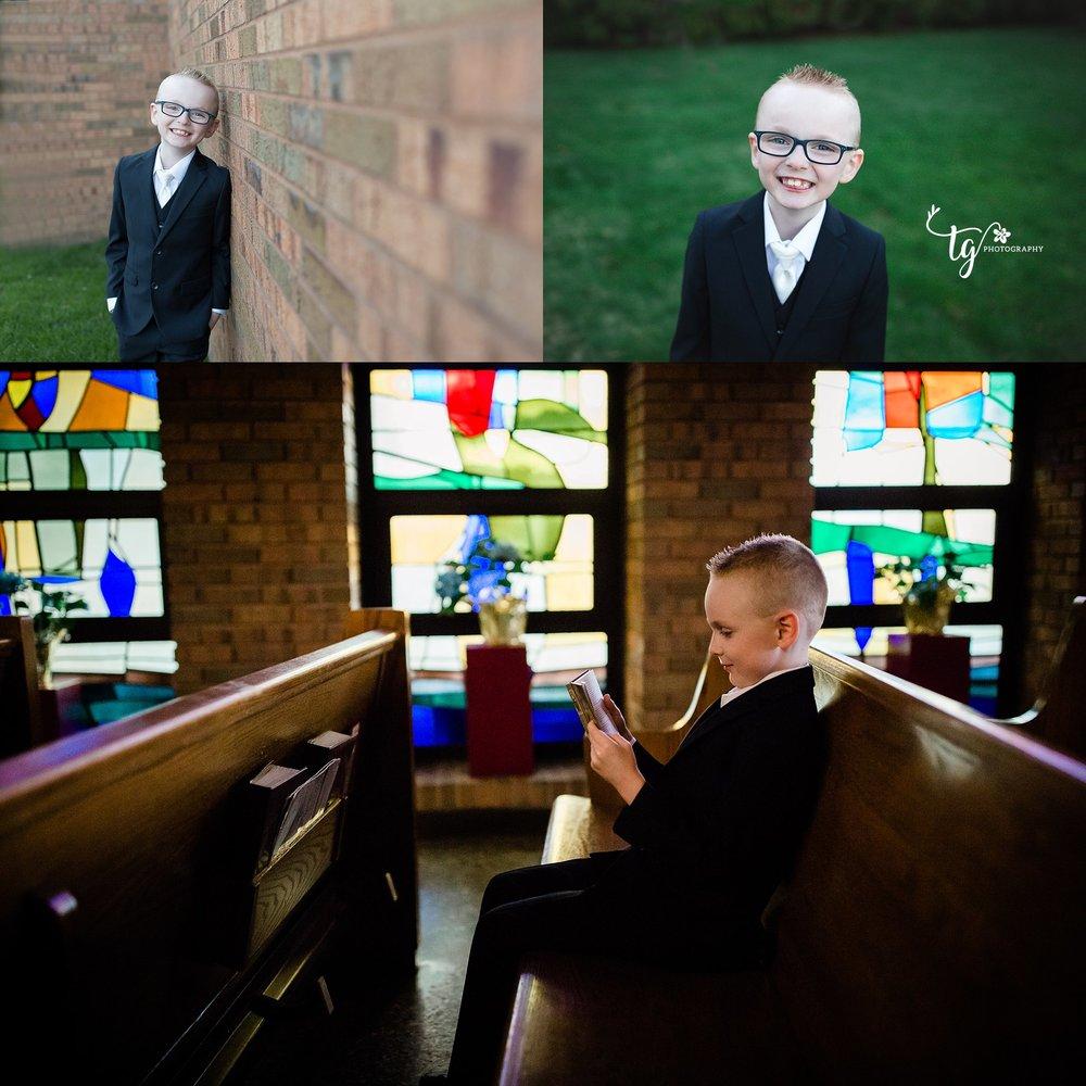 natural communion portraits
