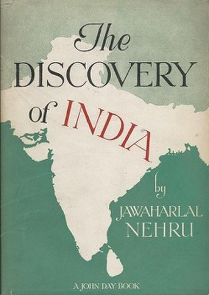 Jawaharlal Nehru The Discovery of India.jpg