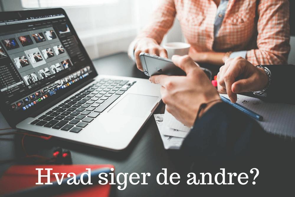 Mensios kunder opnår øget salg og indtjening gennem kompetent rådgivning og effektive online marketingkampagner