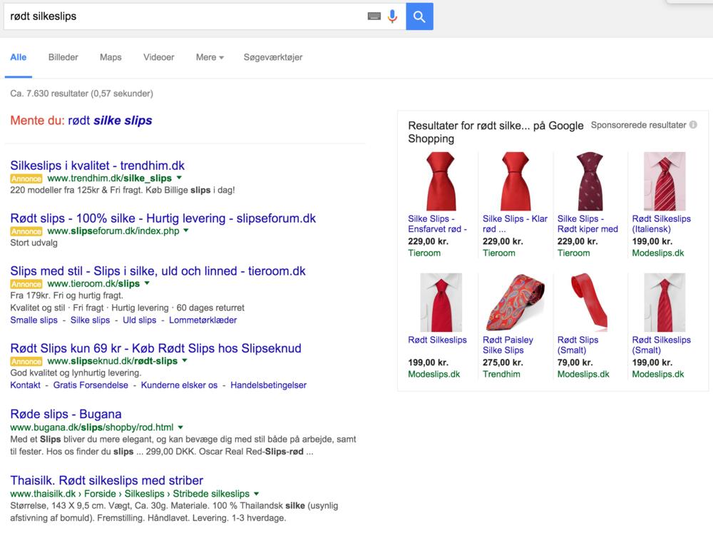 Google Shopping er AdWords billedannoncer med produktbilleder. Få hjælp af Google Shopping-certificeret AdWords-konsulent