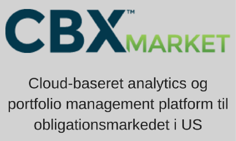 CBXmarket fixed income platform - online marketing by Mensio