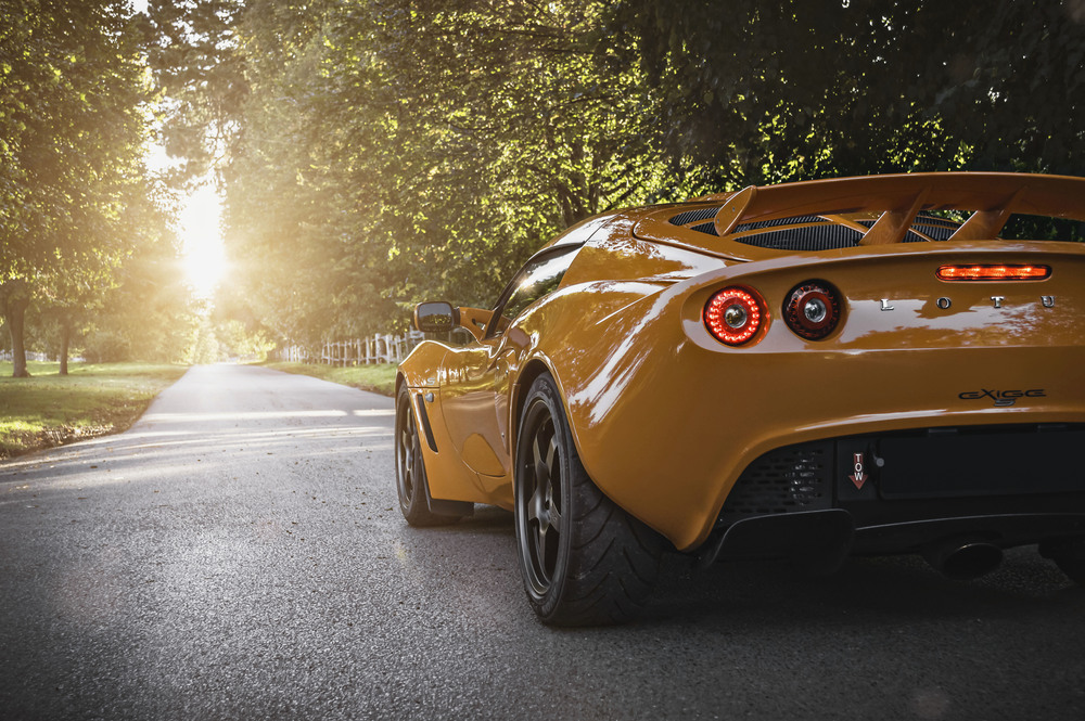 Supercharged Lotus Exige S:  Private Client