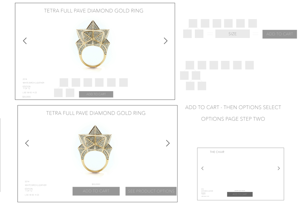 RING SELECTOR OPTIONS