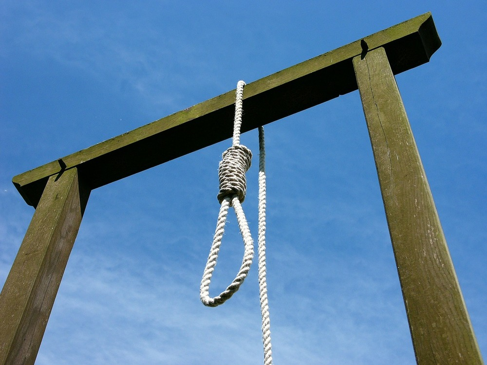 Die meisten Amerikaner befürworten die Todesstrafe.