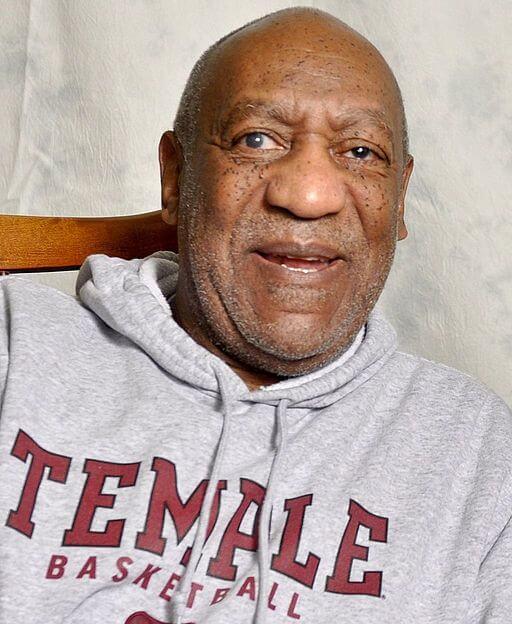 Der Strafprozess gegen Bill Cosby liegt vorerst auf Eis. (Urheber:The World Affairs Council of Philadelphia / CC-Lizenz