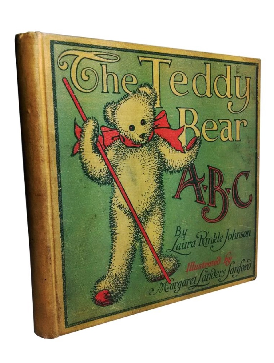 Teddy Bear ABC