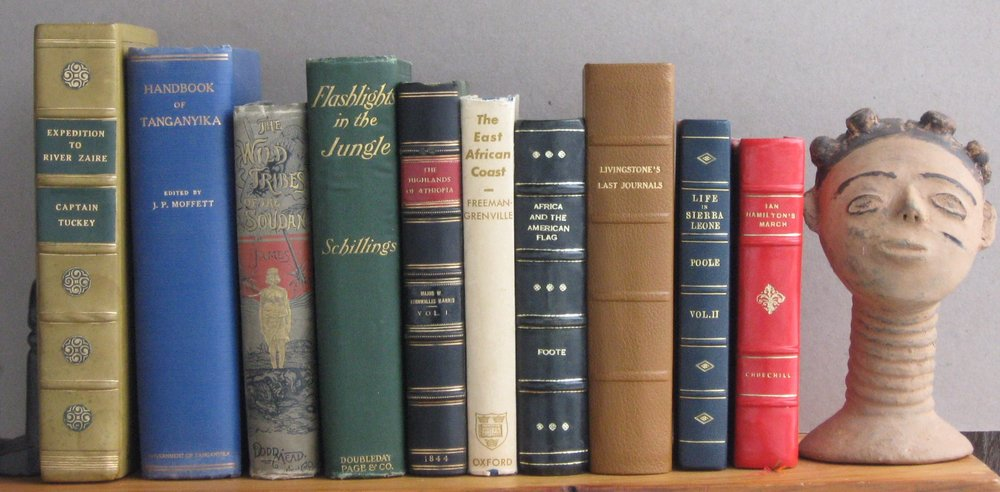 Craftsbury Antiquarian Books Photo: of Thomas Twetten - Craftsbury Antiquarian Books