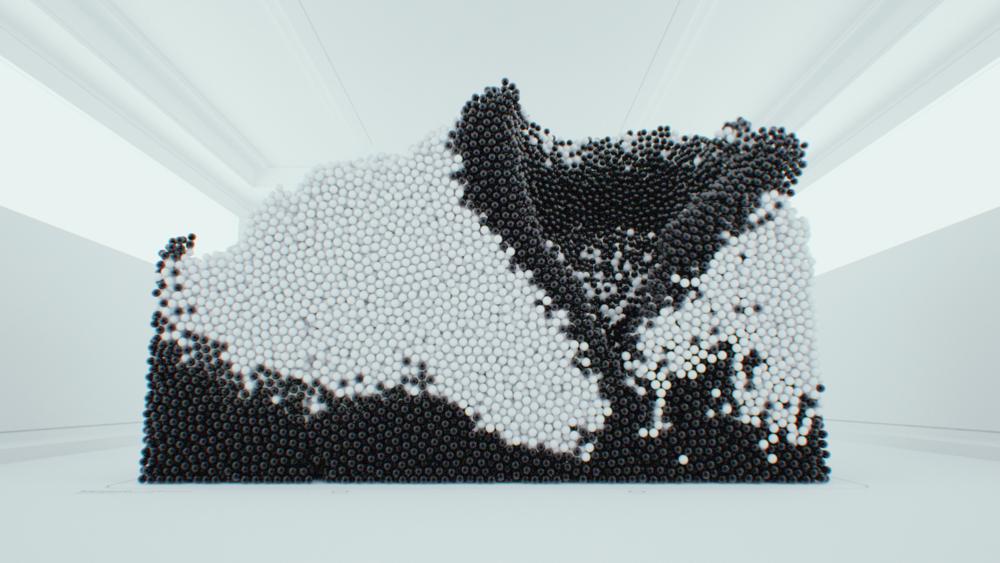你可知道20亿个小球组成的视觉力量是怎样的?