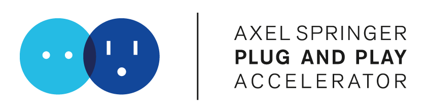 Axel Springer Plug and Play Accelerator