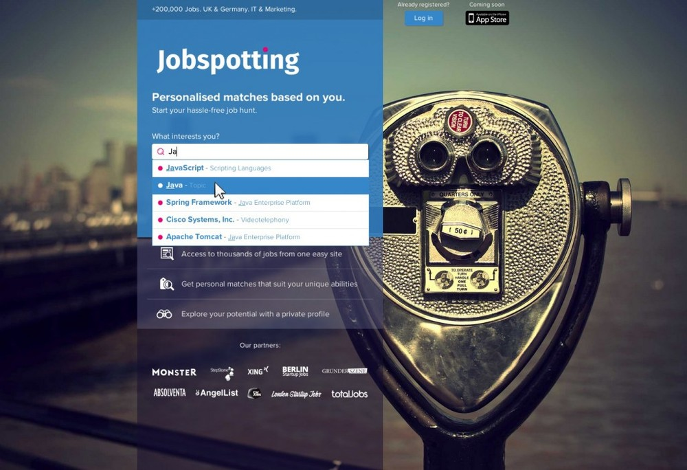 jobspotting_website
