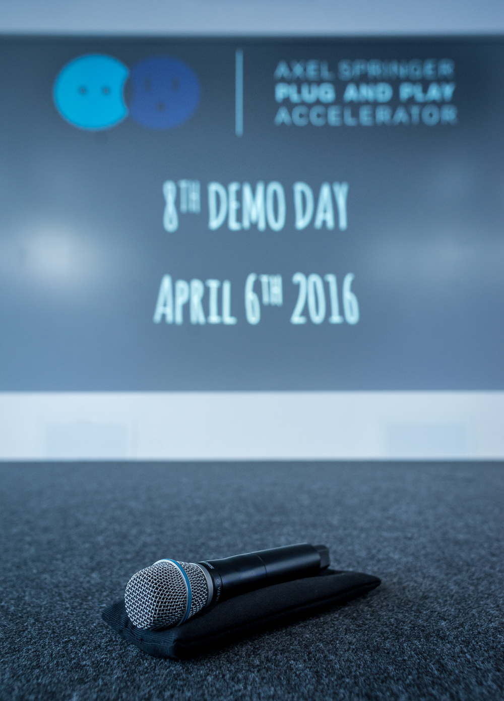 Program8 DemoDay Axel Springer Plug and Play Accelerator Berlin