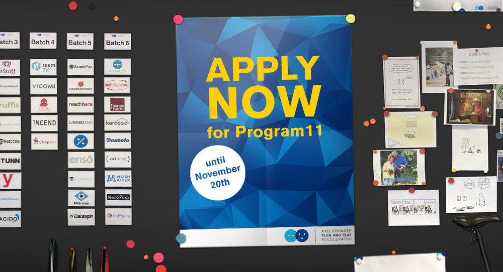 You can still apply for Program11...
