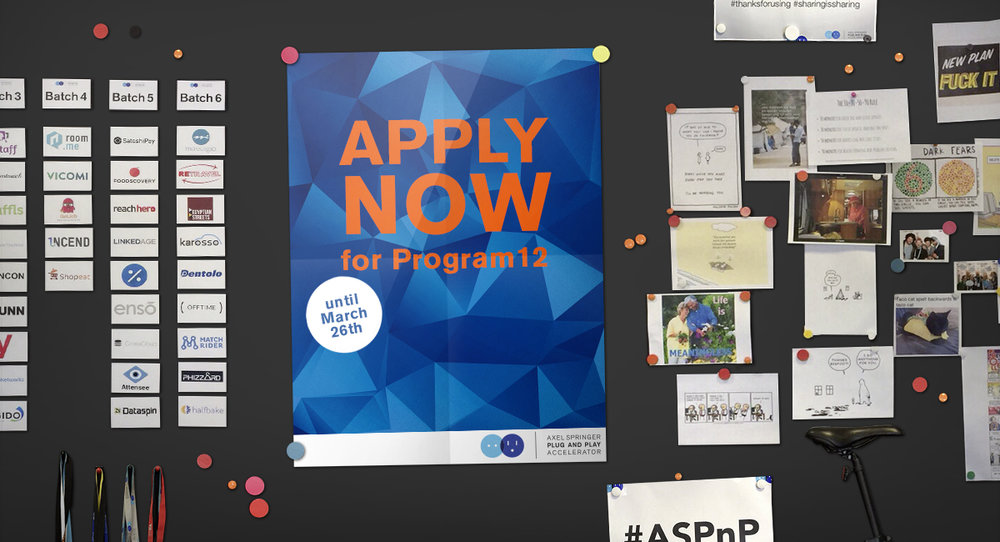 apply now axel springer plug and play accelerator program12