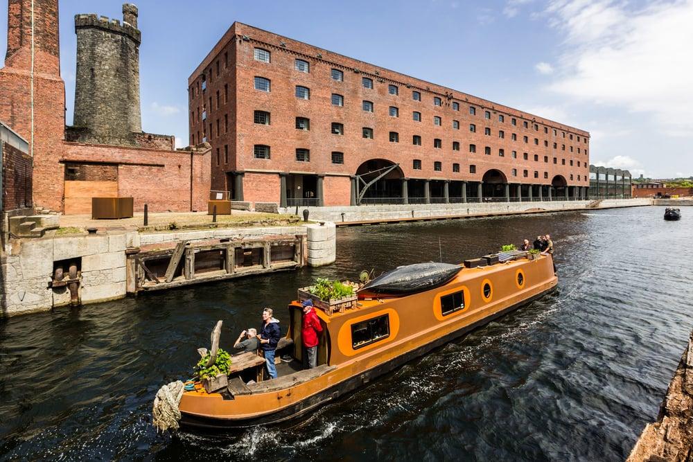 Spa Hotels Liverpool Docks