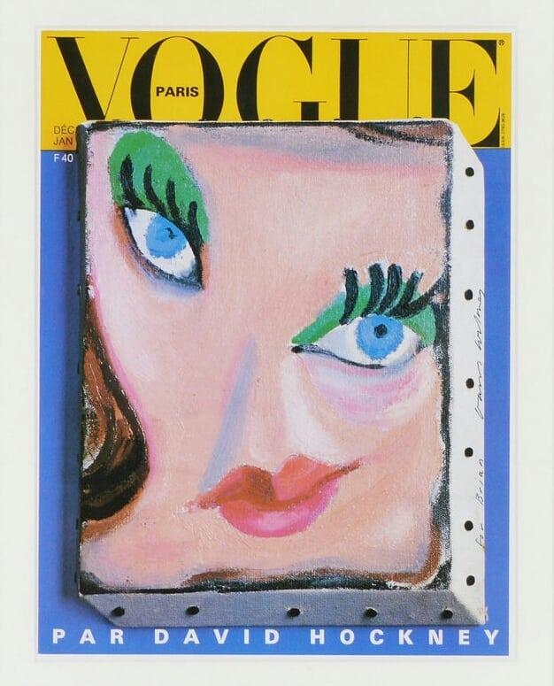 Seek refuge from London Fashion Week, Day 4, amongst the Hockneys at George, the collection includes Hockney's Portrait of Celia Birtwell for a 1980's cover of French Vogue . . . . #GeorgeMayfair #DavidHockney #hockneyatgeorge #MountStreet #Mayfair #birleyclubs #lifeonmountstreet #LFW