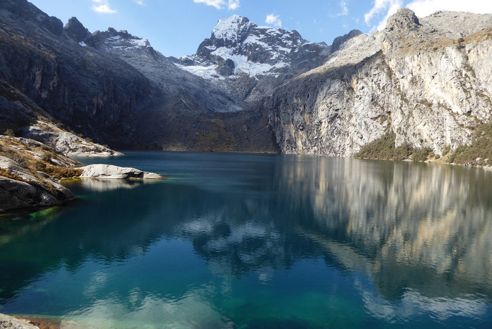 Peru Expedition   Hike Churup Lake