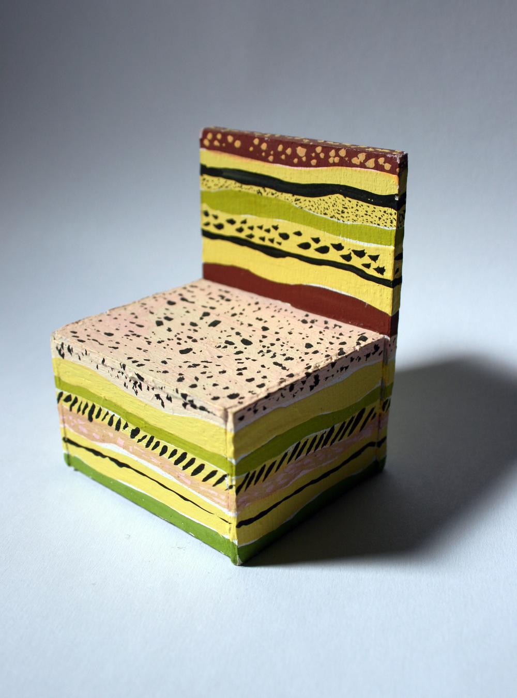 Strata Chair Model