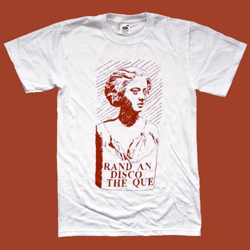 Randan Discotheque t-shirt (2010)