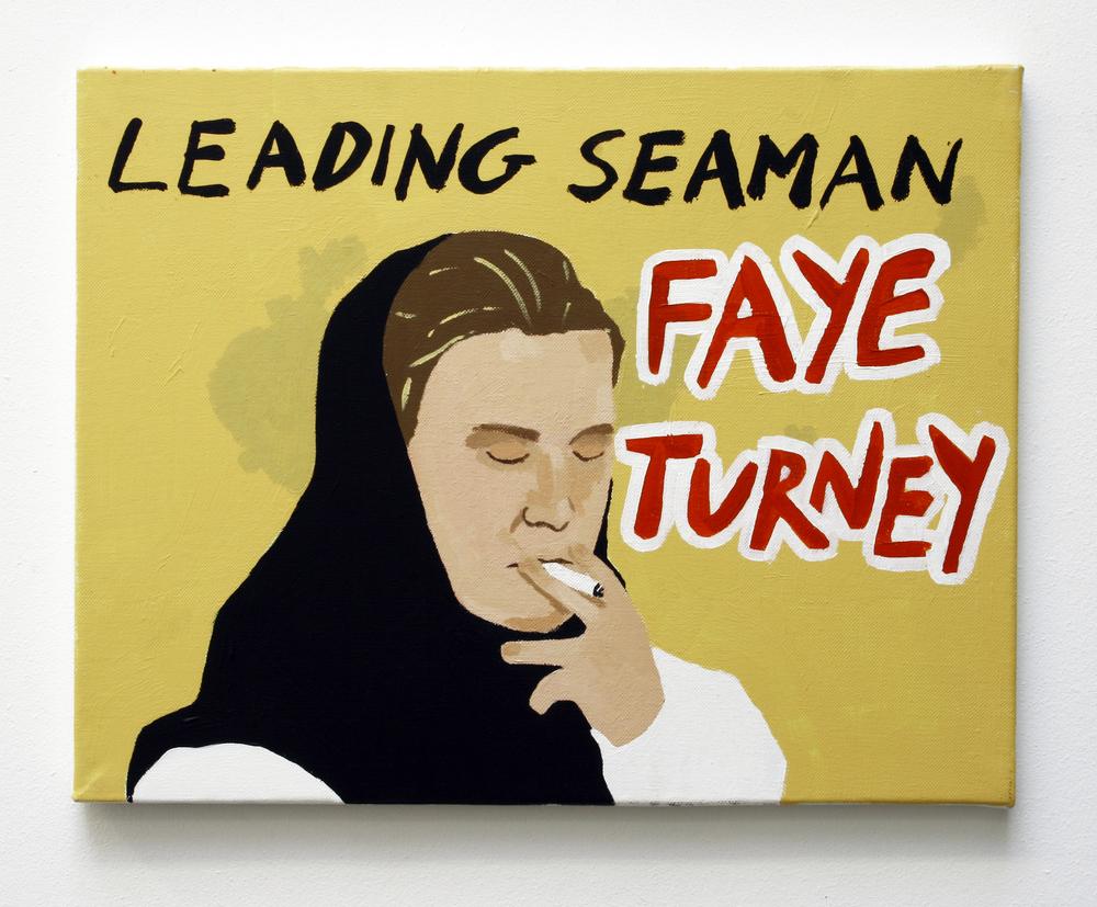 Faye Turney