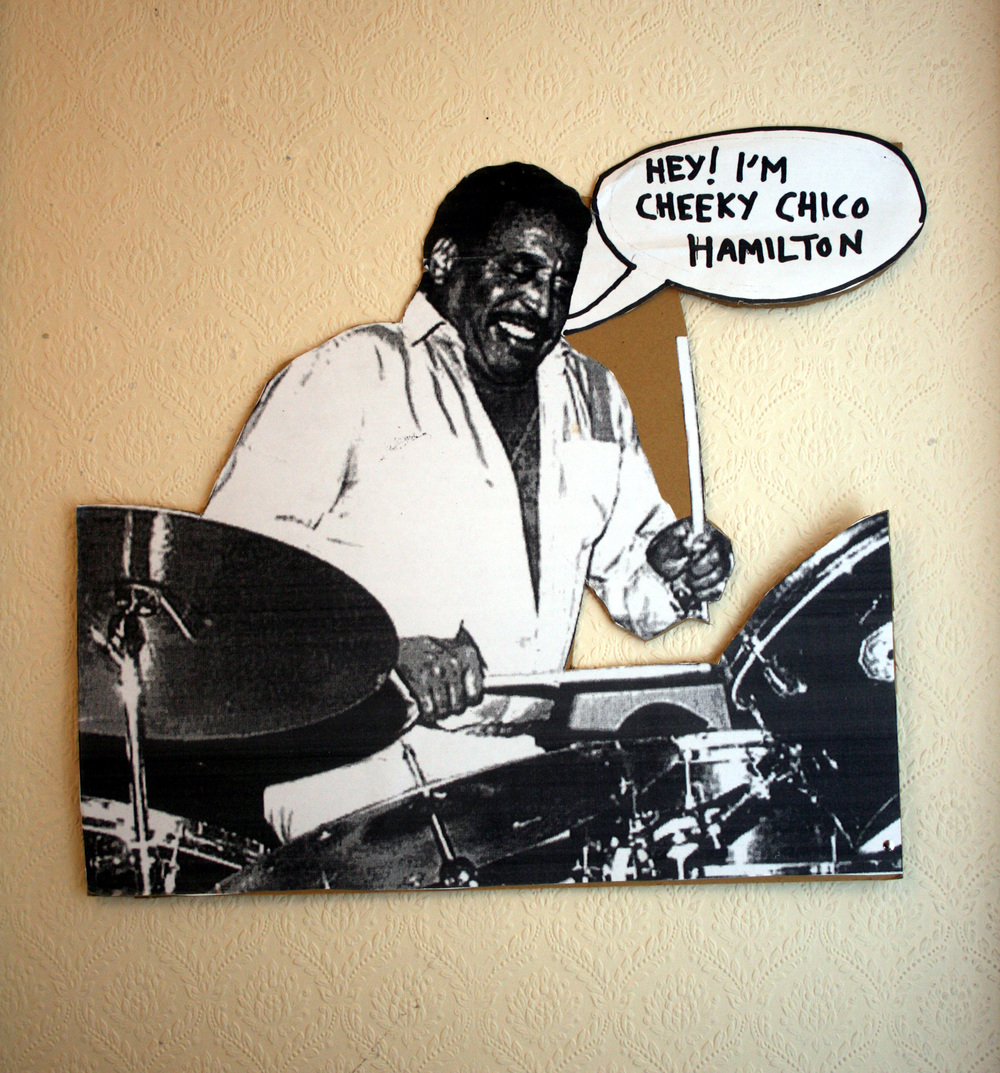 Randan Discotheque & The Cardboard Cut-out Band (Chico Hamilton)