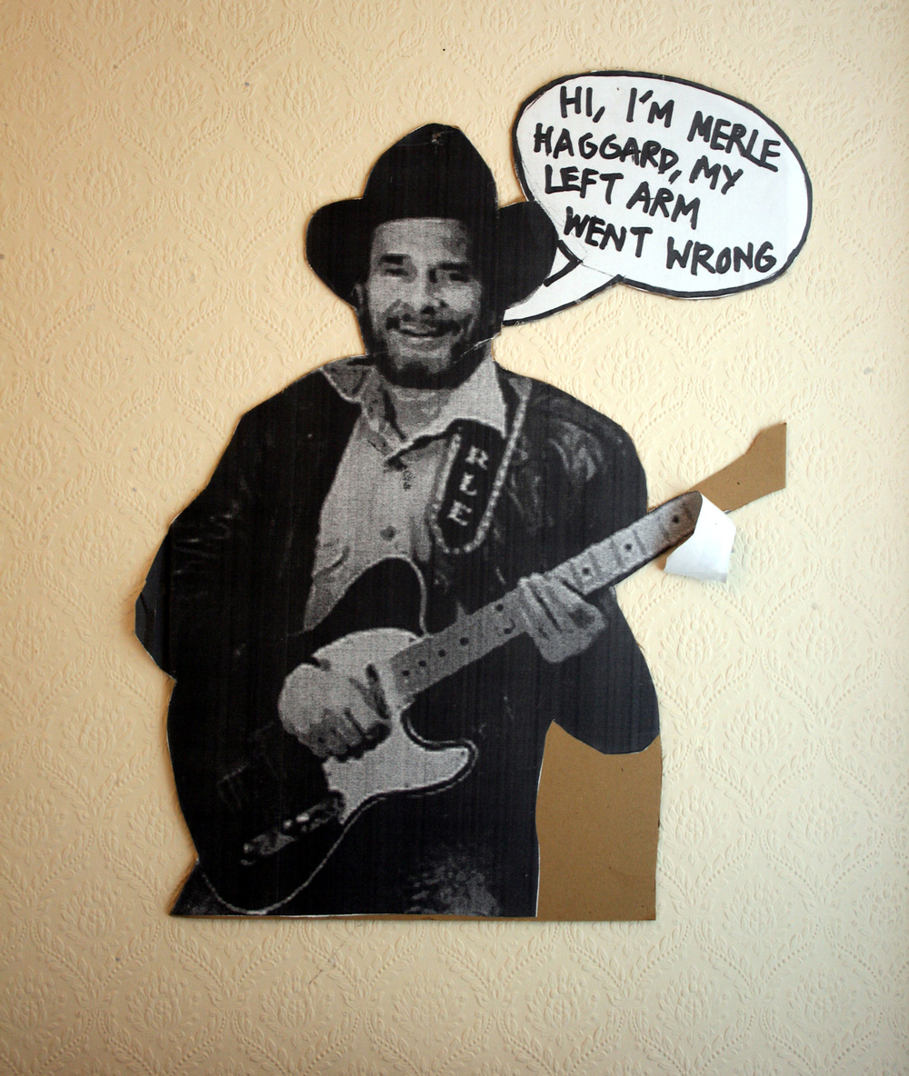 Randan Discotheque & The Cardboard Cut-out Band (Merle Haggard)